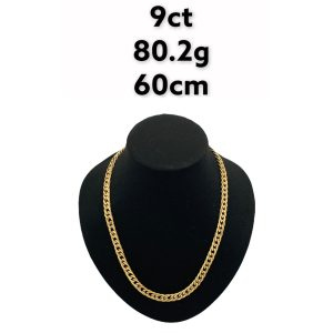 Buy from Ezigold   Gold Chain 9ct 80.2g 60cm