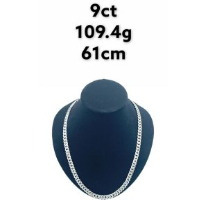 Buy from Ezigold   Gold Chain 9ct 109.4g 61cm