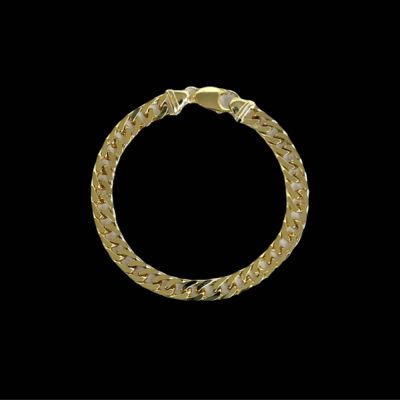Buy from Ezigold | Gold Bracelet 9ct 30.1g 22cm