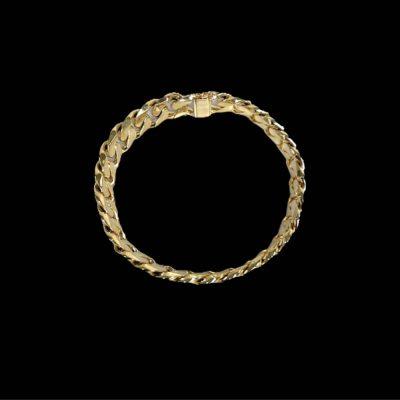 Buy from Ezigold | Gold Bracelet 9ct 66.9g 22cm
